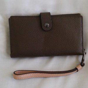 Coach Colorblock Wallet